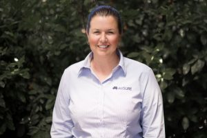 Charmaine Gill is a financial planner at Ausure Scone