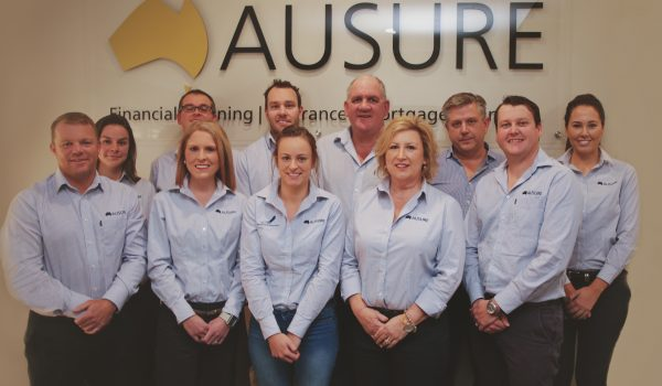 Ausure Scone team